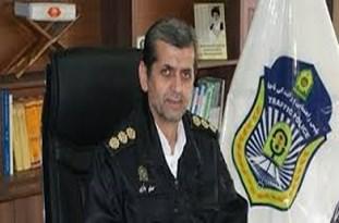 رئیس پلیس راهنمایی و رانندگی مازندران:شهروندان با ماموران پلیس همکاری در انضباط ترافیکی داشته باشند