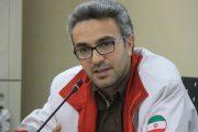 مدیرعامل جمعیت هلال احمر مازندران : هشت شهر مازندران درگیر برف و کولاک شد