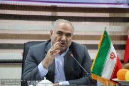 رئیس اتاق بازرگانی مازندران:رشد ۱۳ درصدی صادرات کالا