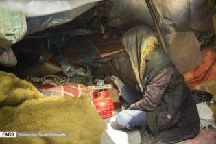 تعیین تکلیف خانواده کپرنشین نکاء با دستور دادستان عمومی و انقلاب مازندران
