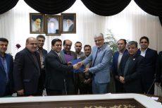 امضای نخستین تفاهمنامه استانداردسازی هنرستانهای علوم دریایی کشور در مازندران