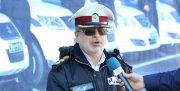 رئیس پلیس راه مازندران:سرعت غیرمجاز،جان ۵ نفر را در جاده کیاسر گرفت