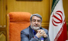 وزیر کشور:۲۲ بهمن نماد وحدت، ایستادگی و اقتدار ملت ایران اسلامی است