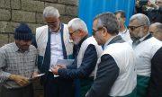 امدادرسانی خادمیاران رضوی به مناطق سیلزده سیمرغ