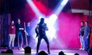 سیرک بین المللی سلاطین در بوستان ملل ساری به روش تصویر
