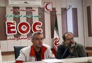 فعالیت باشگاه خبرنگاران هلالاحمر کشور کلید خورد