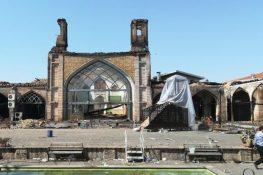 مدیرکل میراث فرهنگی مازندران:بازگشایی مسجد جامع ساری مورد تایید نیست