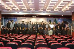 آستان قدس رضوی مازندران برگزار کرد: نخستین گردهمایی فعالین رسانه ای استان در شهرستان آمل
