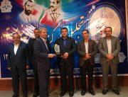 آبفار مازندران برای چهارمین سال متوالی در جشنواره شهید رجایی مقام اول را کسب کرد