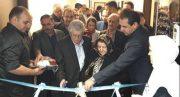 بخش ccuبیمارستان رازی تامین اجتماعی چالوس با حضور دکتر خورشیدی مدیر درمان تامین اجتماعی استان مازندران افتتاح شد
