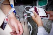 مدیرکل انتقال خون مازندران:با اهدای خون به کمک بیماران نیازمند به خون بشتابیم