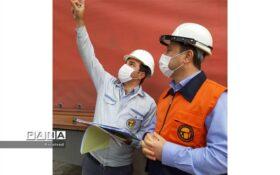 در مانور سراسری تعمیر شبکههای فرسوده برق؛۵۹۰ متر سیم شبکه برق مازندران به کابل تبدیل شد
